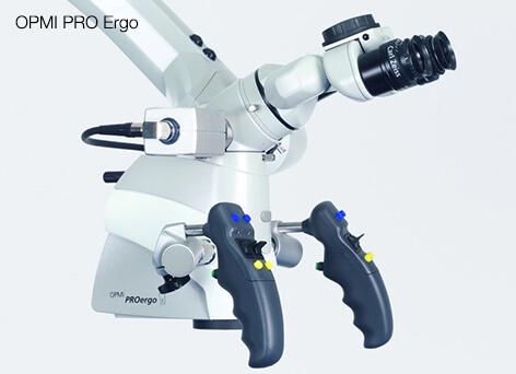 Microscope Dentaire Opératoire OPMI PRO-Ergo (contrôles)