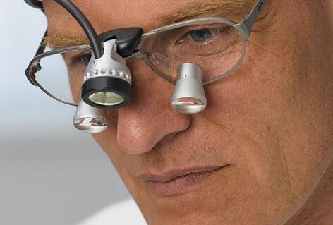 Loupe pour dentiste Carl Zeiss