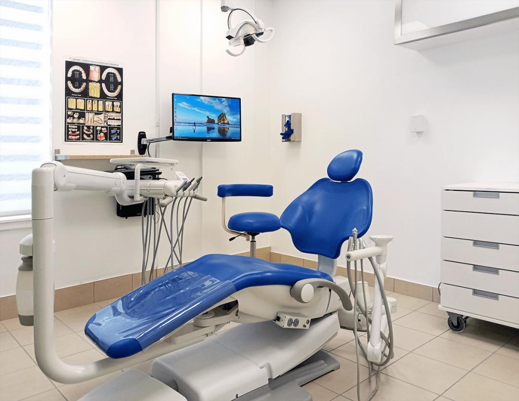 Intérieure clinique dentaire Montréal Intérieure clinique dentaire Montréal salle 1